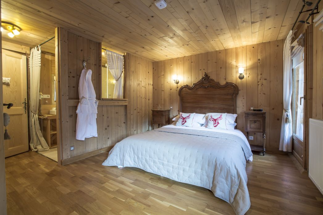 Ardoisiers, a Luxury Chalet in Les Gets for up to 15 people