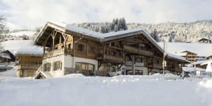 Chalet de l'Alpe in Les Gets