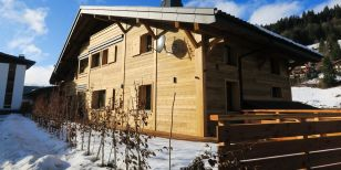 Chalet du Coin in Les Gets