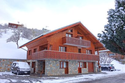 Chalet St Joseph in Meribel