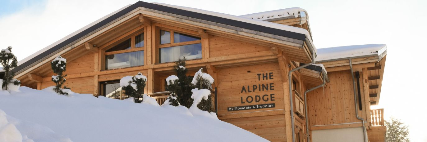 The Alpine Lodge in Les Gets