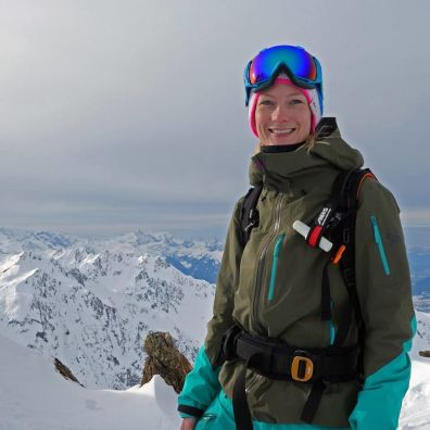 Jill from Alpine Ethos in Meribel