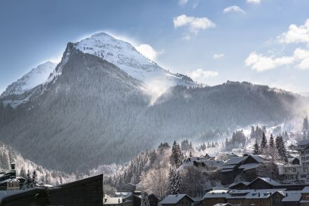 Mountain in Morzine