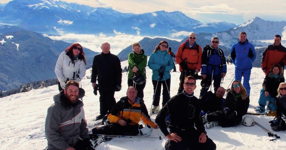 single menn i ski)