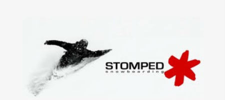 Stomped Snowboarding Logo